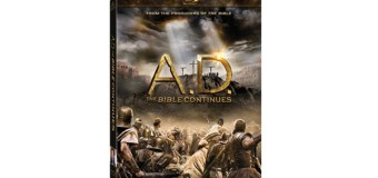 """A.D. The Bible Continues"" Comes Home on Blu-ray and DVD November 3"
