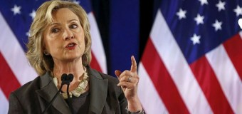 Hillary Clinton Denies Sending or Receiving Classified Information Through Private Email Server
