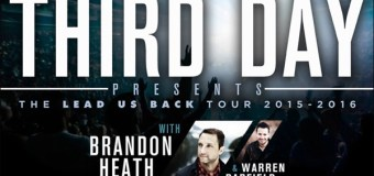 Third Day Announces Fall Worship Tour (Video)