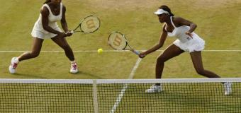 Venus and Serena Williams to Face Each Other at Wimbledon