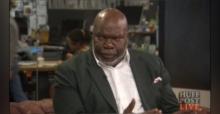 Bishop T.D. Jakes (HuffPost Live Screenshot)