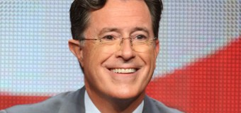 Stephen Colbert: 'I Am Here to Know God, Love God, Serve God'