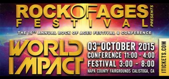 NEEDTOBREATHE to Headline Rock of Ages Festival October 3