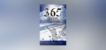 "Arizona Pastor, Charl McRae II, to Release New Book, ""365 Days of Peace and Tranquility"""