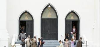 3 Months After Tragic Shooting, a Visit to Mother Emanuel AME Church
