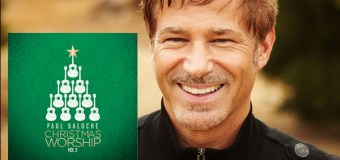 "Paul Baloche to Release ""Christmas Worship Vol. 2"" Oct. 2"