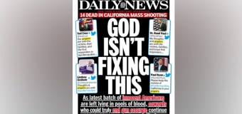 God Won't Fix This? Mass Shootings and 'Prayer-Shaming' Politicians