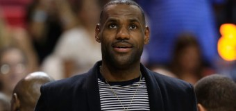 The Quiet Christian Faith of LeBron James