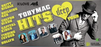 TobyMac to Launch Hits Deep Tour 2016 on Feb. 18