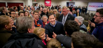 Marco Rubio's Campaign Playlist: Electronic Dance, MercyMe, Minaj, and Rap