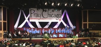 Chicago Pastor: 'Prayer Is Our Weapon of Warfare' Against City Violence