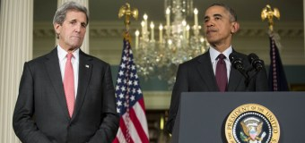 John Kerry Faces Fireworks Over ISIS, Anti-Christian 'Genocide'