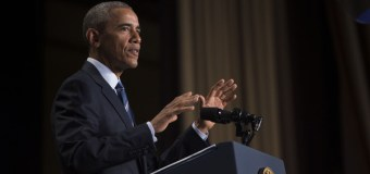 At National Prayer Breakfast, President Obama Says 'Jesus Is a Good Cure for Fear'