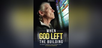 """""""When God Left the Building"""" Documentary Now Available on DVD (Video)"""