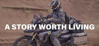 """John Eldredge's Epic Motorcycle Adventure """"A Story Worth Living"""" Comes to Select U. S. Theaters May 19"""