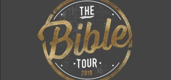 The Bible Tour 2016 Kicks Off With String of Sold-Out Dates