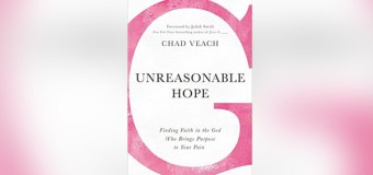 "Author Chad Veach Releases New Book, ""Unreasonable Hope"""