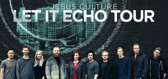 Jesus Culture Reveals String of Summer Dates for Let It Echo Tour