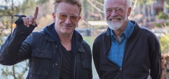 "U2's Bono, ""The Message"" Bible Translator Partner to Release Film on ""The Psalms"" (Video)"