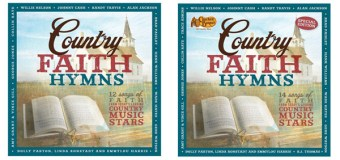 """""""Country Faith Hymns"""" Releases May 6"""
