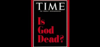 """TIME Magazine's """"Is God Dead?"""" Cover Turns 50"""
