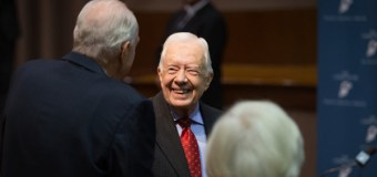 Amid Racism Resurgence, Jimmy Carter Plans Baptist Summit to Heal Racial Divide