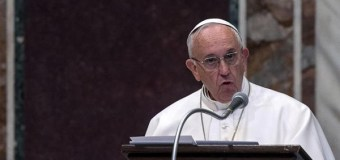 It's Better to Be an Atheist Than a Hypocritical Christian, Pope Francis Says
