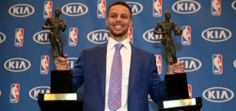 Amid Record-Setting Season, NBA MVP Stephen Curry Says His Goal Is God's Glory