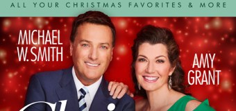 Amy Grant, Michael W. Smith Unite for Popular 2016 Christmas Tour