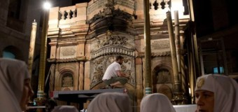 In Sign of Unity, Christians Renovate Jesus' Tomb for First Time In 200 Years