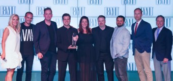 Word Publishing Named BMI Publisher of the Year