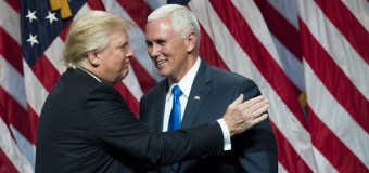 "Trump's VP Pick Mike Pence Identifies Himself as an ""Evangelical Catholic"""