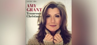 """Amy Grant to Unveil """"Tennessee Christmas"""" October 21"""