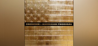 """American Prodigal"" Earns Crowder Third GRAMMY Nomination"