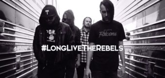"DISCIPLE to Release ""LONG LIVE THE REBELS"" on October 14"