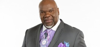Dallas Pastor T. D. Jakes on Policing, the Church, and TV (Audio)