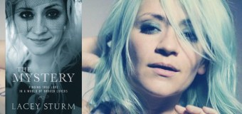 """Lacey Sturm's New Book """"The Mystery"""" Releases Today"""