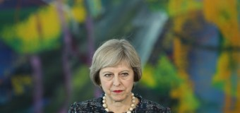 British PM Theresa May Says Her Faith In God Gives Her Confidence She Is 'Doing the Right Thing'