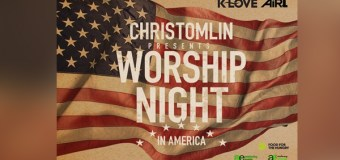Chris Tomlin Announces 2017 Worship Night In America Tour