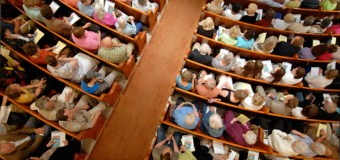 Conservative Churches Grow and Liberal Churches Don't – Here's Why