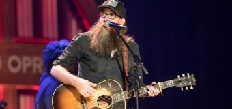 "Crowder Shares ""Run Devil Run"" Grand Ole Opry Performance"