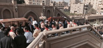 Egypt Mourns 25 Christians Killed In Massive Church Bombing
