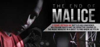 "No Malice's Documentary, ""The End of Malice,"" Is Now on Netflix"