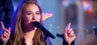 "Lauren Daigle's ""Good Morning America"" Performance (Video)"