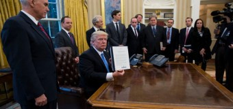 Trump Revives Ban on Foreign Aid to Abortion