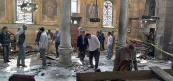 Four Arrested for Bombing of Cairo's Coptic Christian Cathedral Which Killed 28; President al-Sisi Promises New 'Megachurch' for 2018