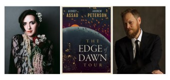 "Audrey Assad, Andrew Peterson Team for ""The Edge of Dawn Tour"""