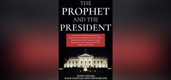 "BCNN1 Editors Present a Record of Biblical Responses to President Obama In ""The Prophet and the President"""