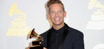 "Songwriter Producer Bernie Herms Takes Home GRAMMY For ""Thy Will"""