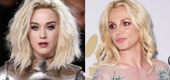Britney Spears Tweets Bible Verse In Response to Katy Perry's 'Head Shave' Comment